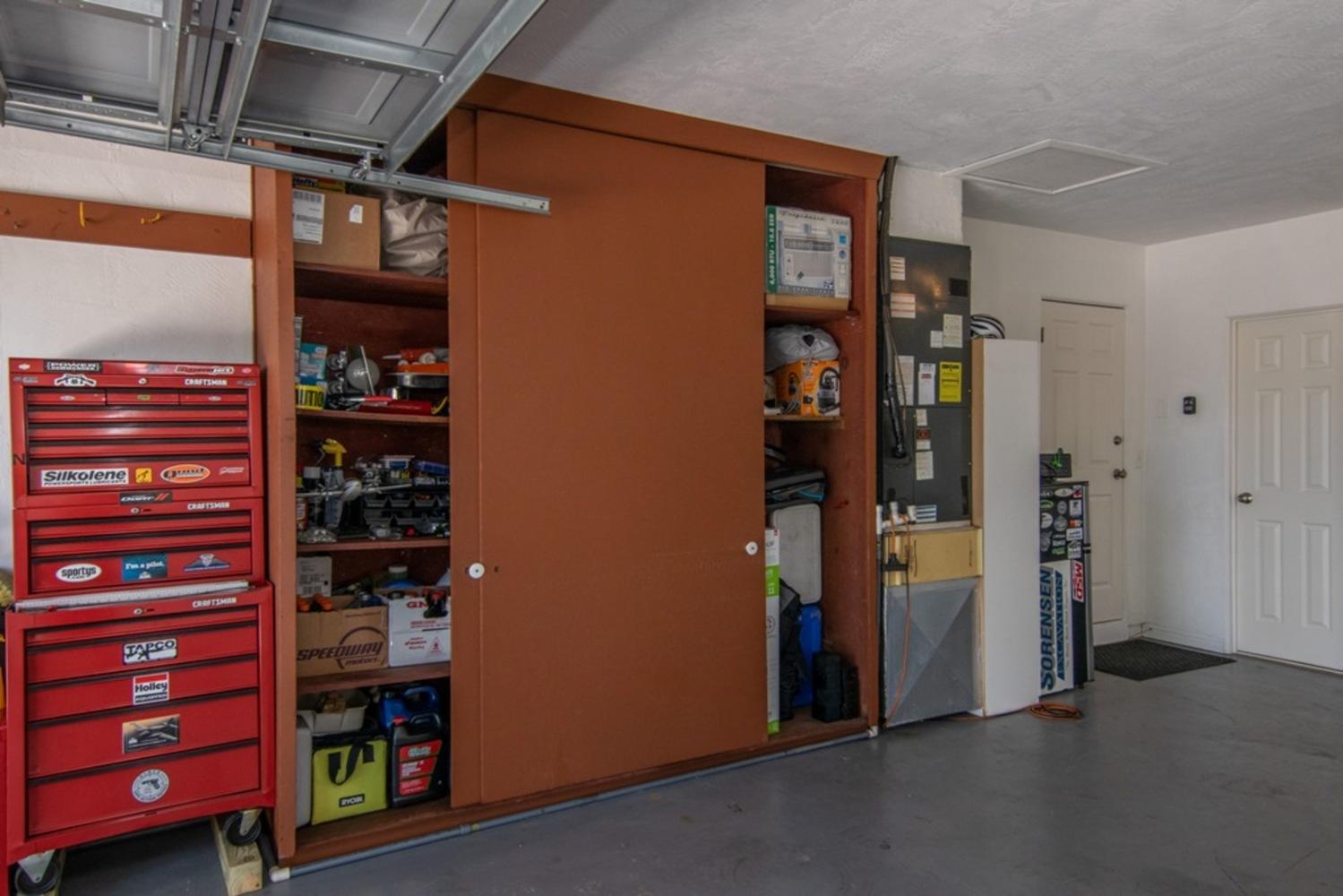 68 garage