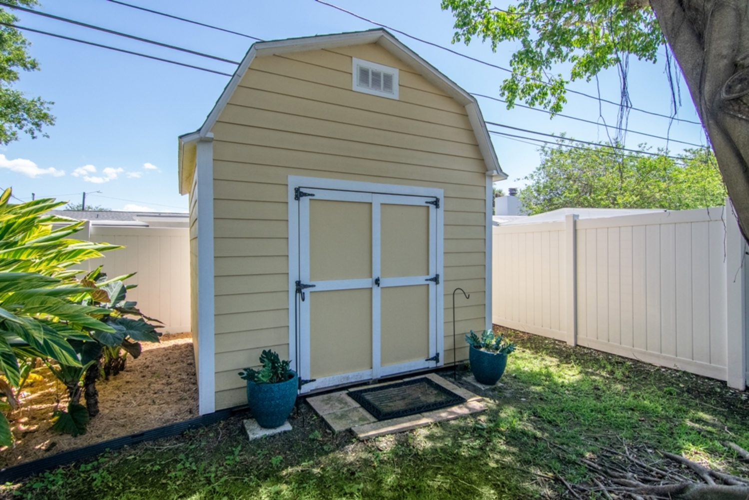 65 shed