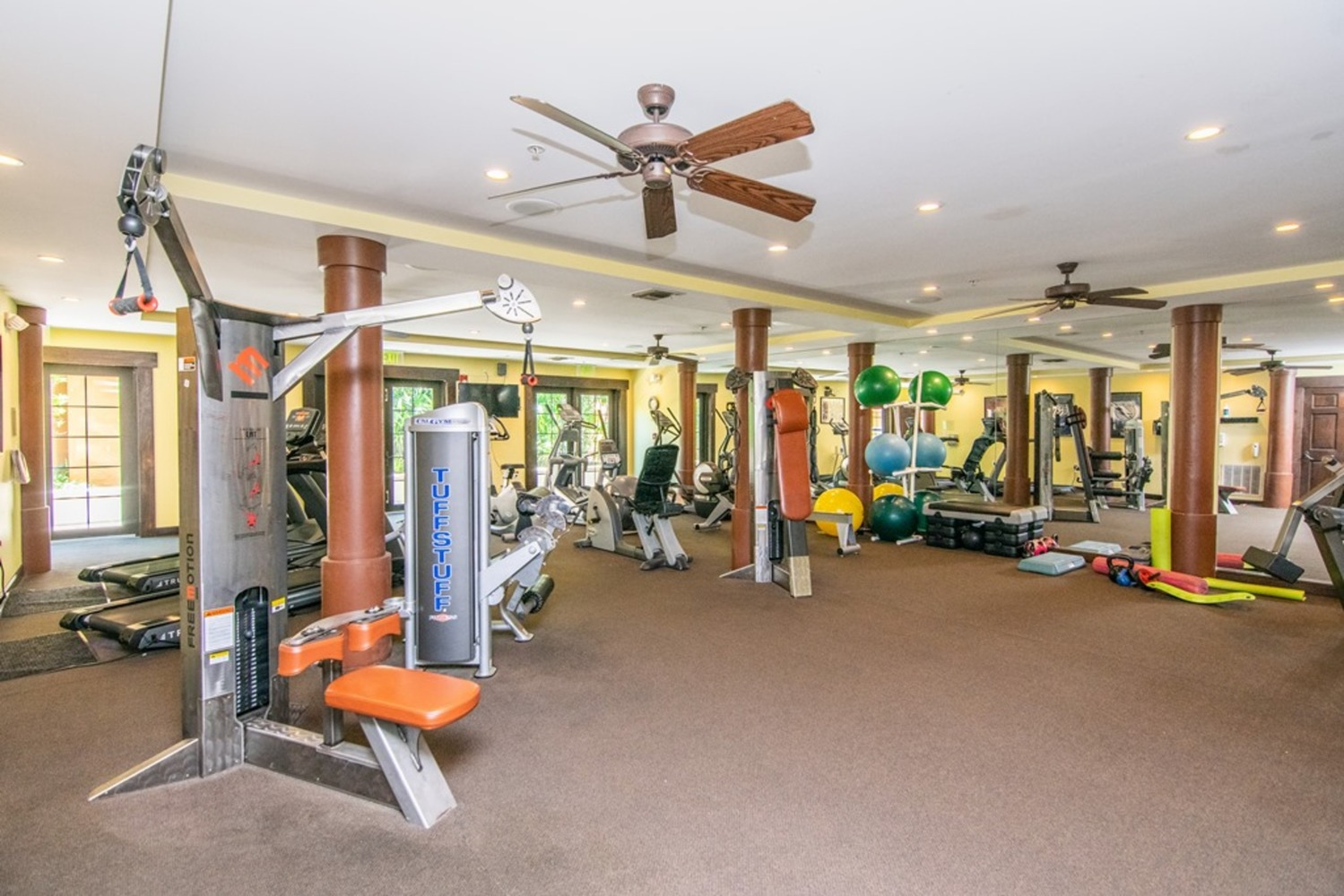 42 gym