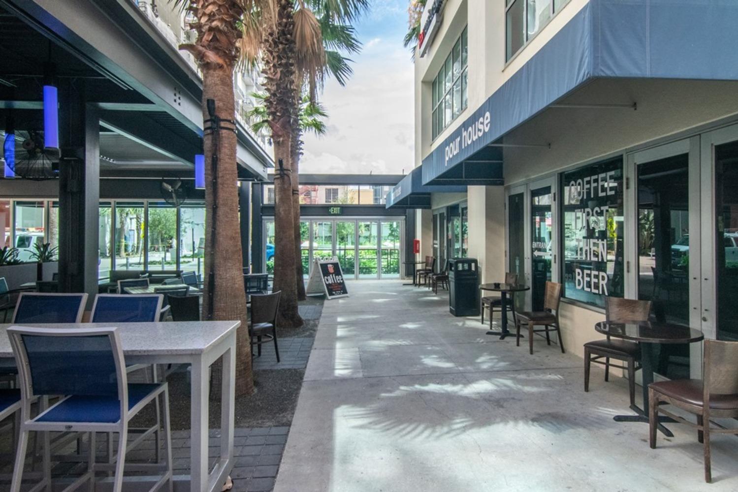 31 courtyard