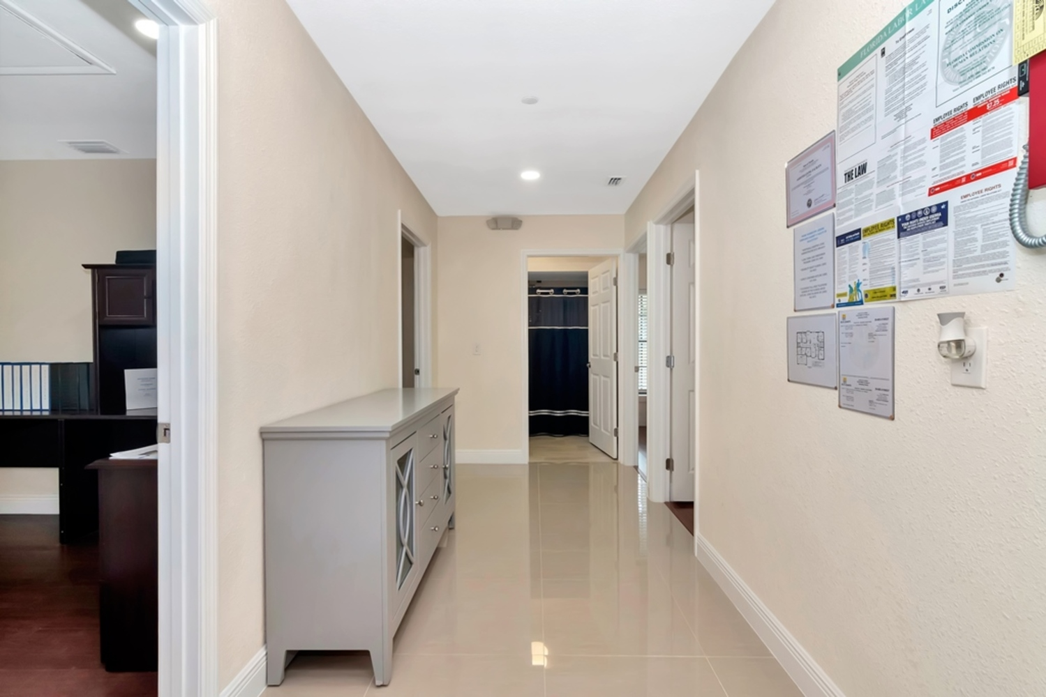32  hallway