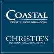 Coastal   christie's   navy background