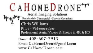 Homedrone 3 black and white red