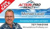 Michael lauer   action pro realty