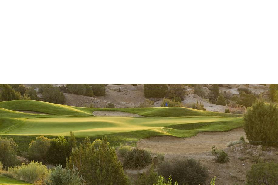 Pinon Hills Golf Course