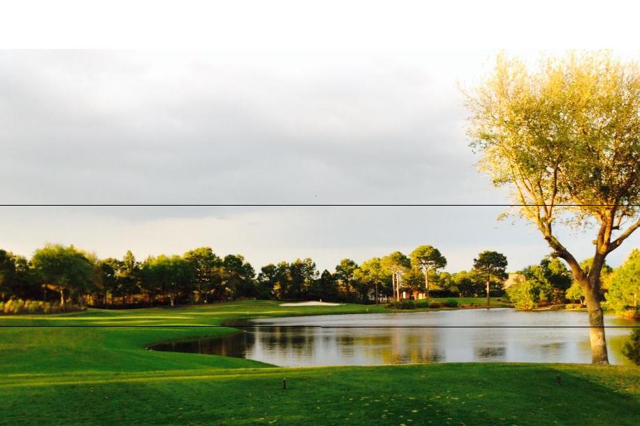 Kelly Plantation Golf Club
