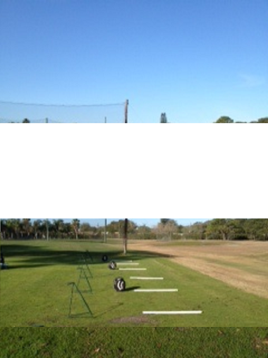 Evie's Family Golf Center