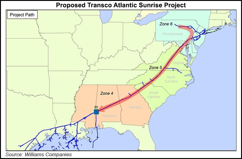 Atlantic Sunrise Pipeline
