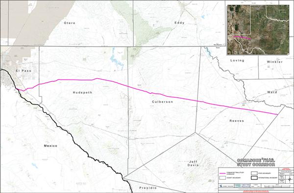 Comanche Trail Pipeline