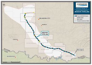 Midcontinent Supply Header Interstate Pipeline
