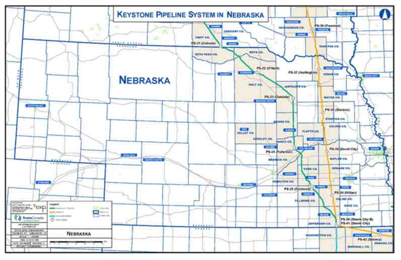 Keystone XL Nebraska