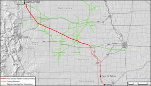 Pony Express Pipeline