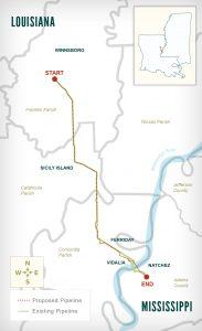 Midlc-Natchez Pipeline