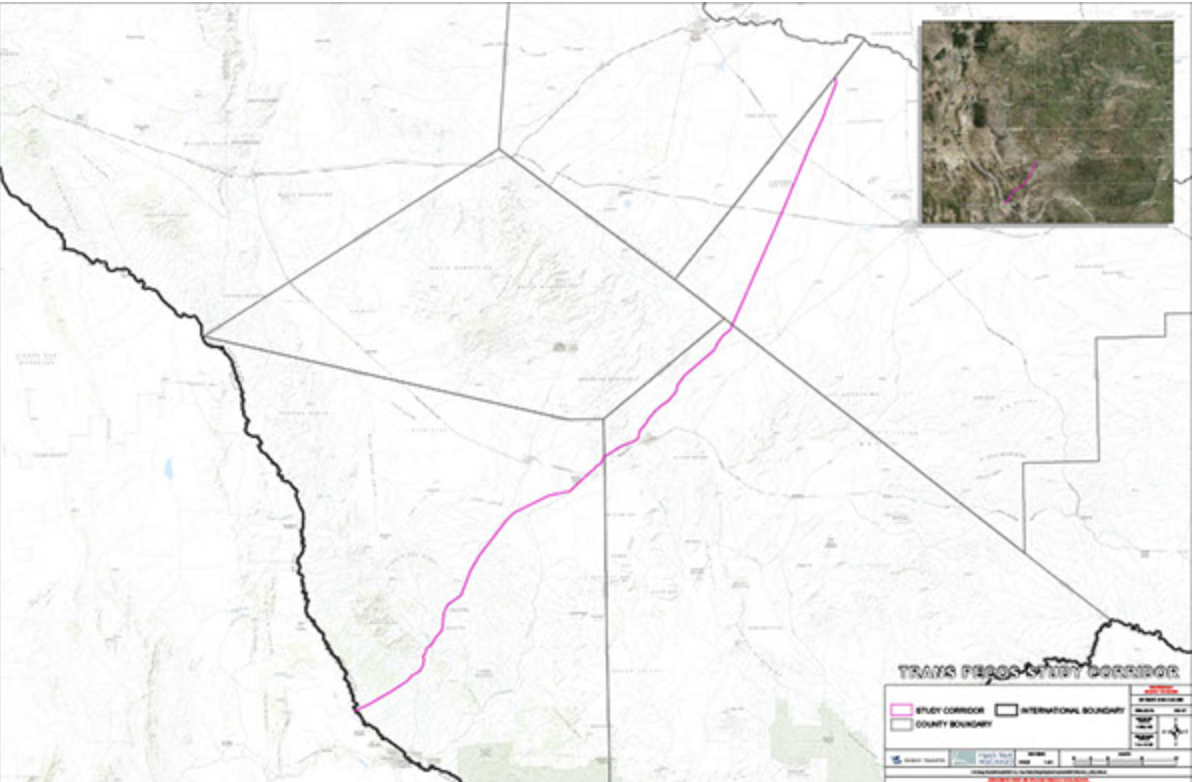 Trans Pecos Pipeline