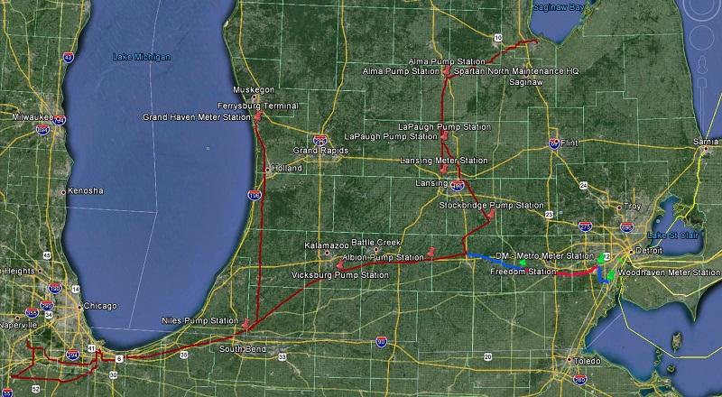 Detroit Metro Access Pipeline