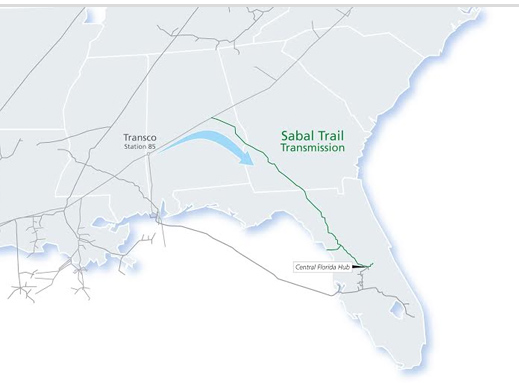 Sabal Trail Pipeline