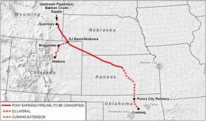 Pony Express Pipeline