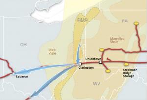 Ohio Pipeline Energy Network Project