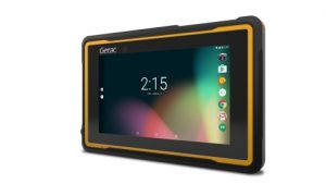 Getac's ZX70 tablet. Photo courtesy of Getac and Business Wire.