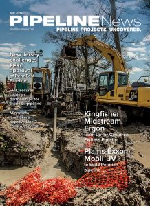 Pipeline News July 2018