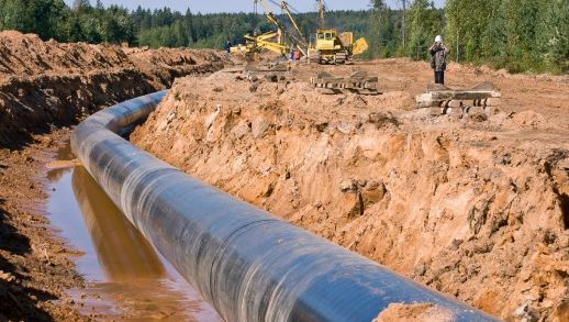 Transco Pipeline expansion