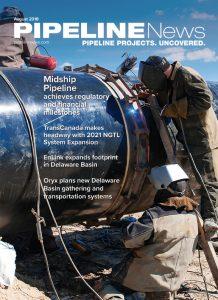 Pipeline News August 2018