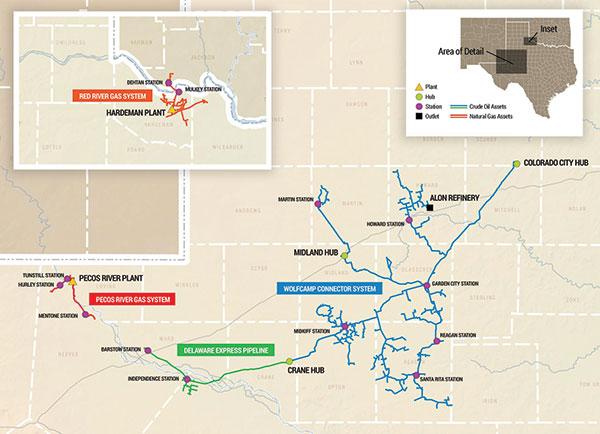 Medallion Basin Pipeline