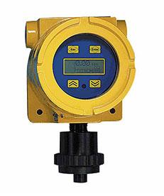 hydrocarbon gas sensor