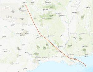 Seahorse Pipeline