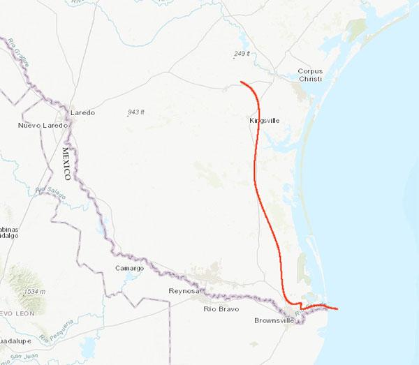 Valley Crossing pipeline