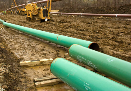 Snelson Awarded Final 2 Phases of Saginaw Trail Pipeline Project