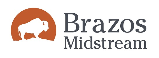 Brazos Midstream logo. (PRNewsFoto/Brazos Midstream Holdings LLC)