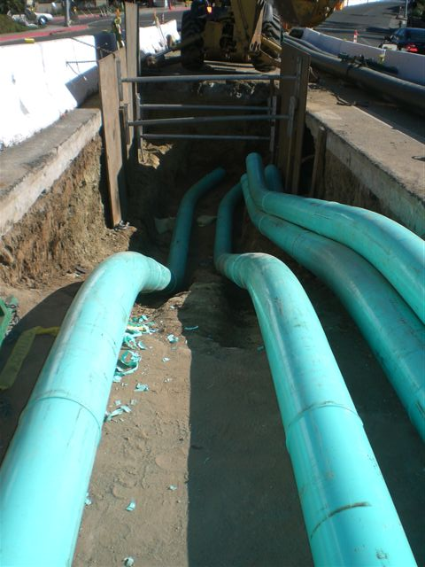 Steel vs plastic pipe some thoughts to consider for Pvc vs copper main water line