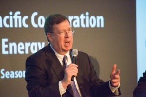 William Colton, Exxon's  chief strategist.