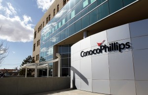 Daily Times file photo ConocoPhillips has announced it will suspend San Juan Basin drilling.