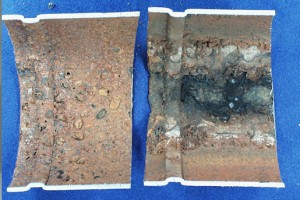 microbiological corrosion