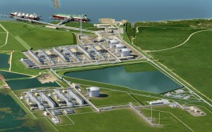 Sabine Pass Stage 3 expansion.