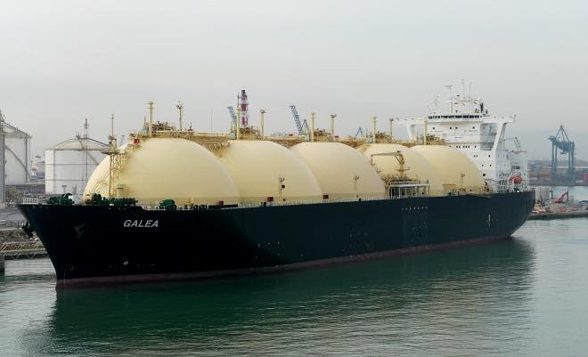 LNG-carrier