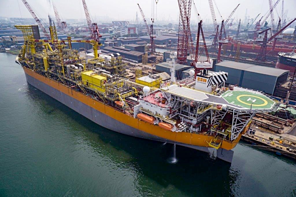 Turritella FPSO for Shell's Stones field.