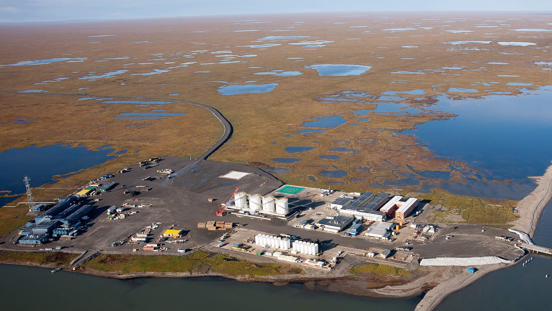 point thomson facility