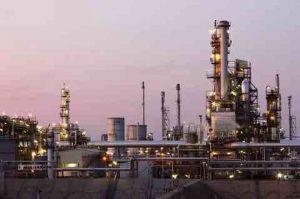 City aruba refinery