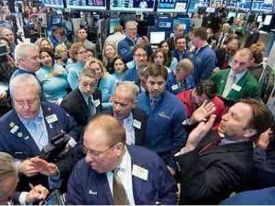 market floor