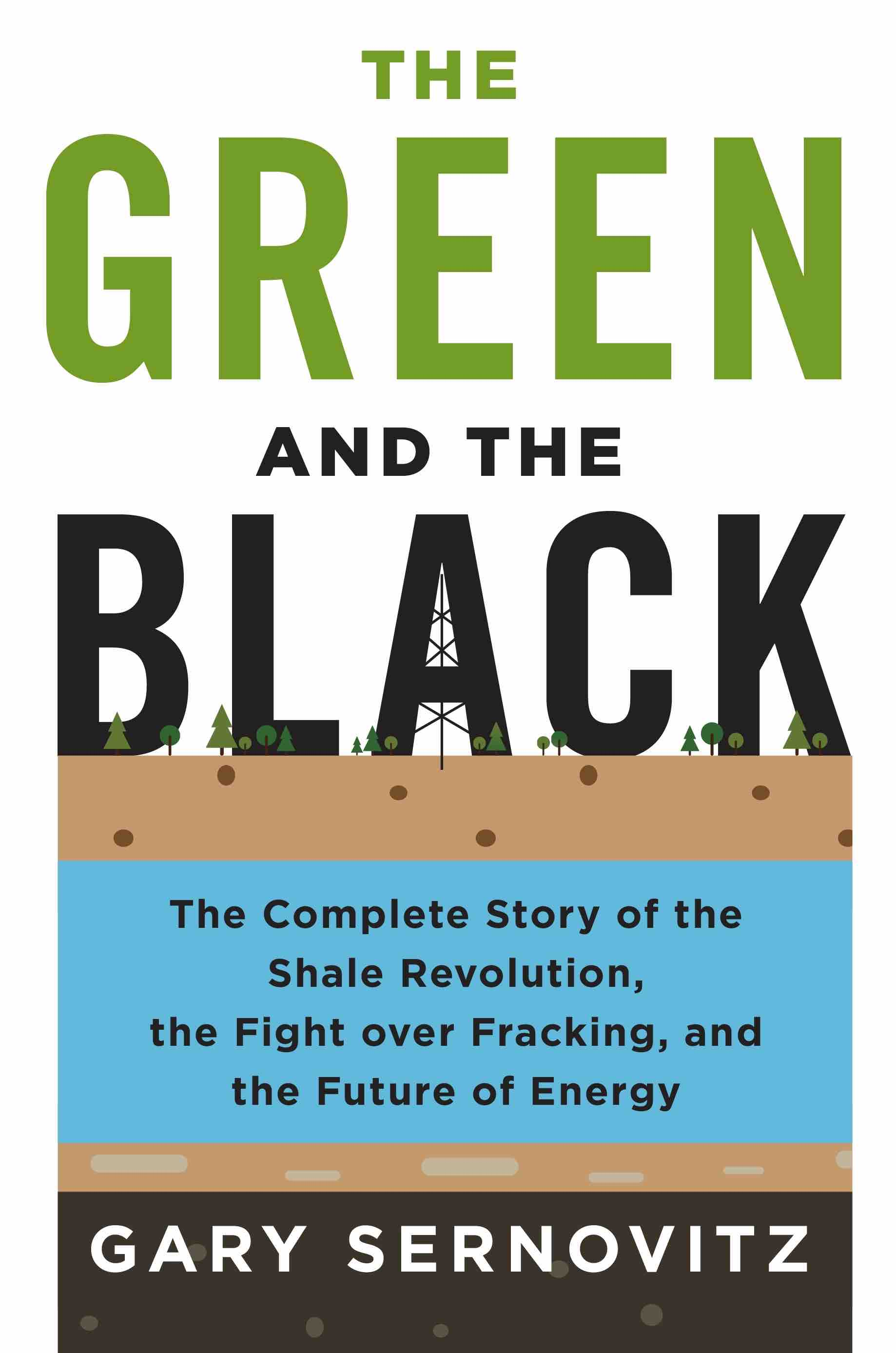 The Green and The Black cover