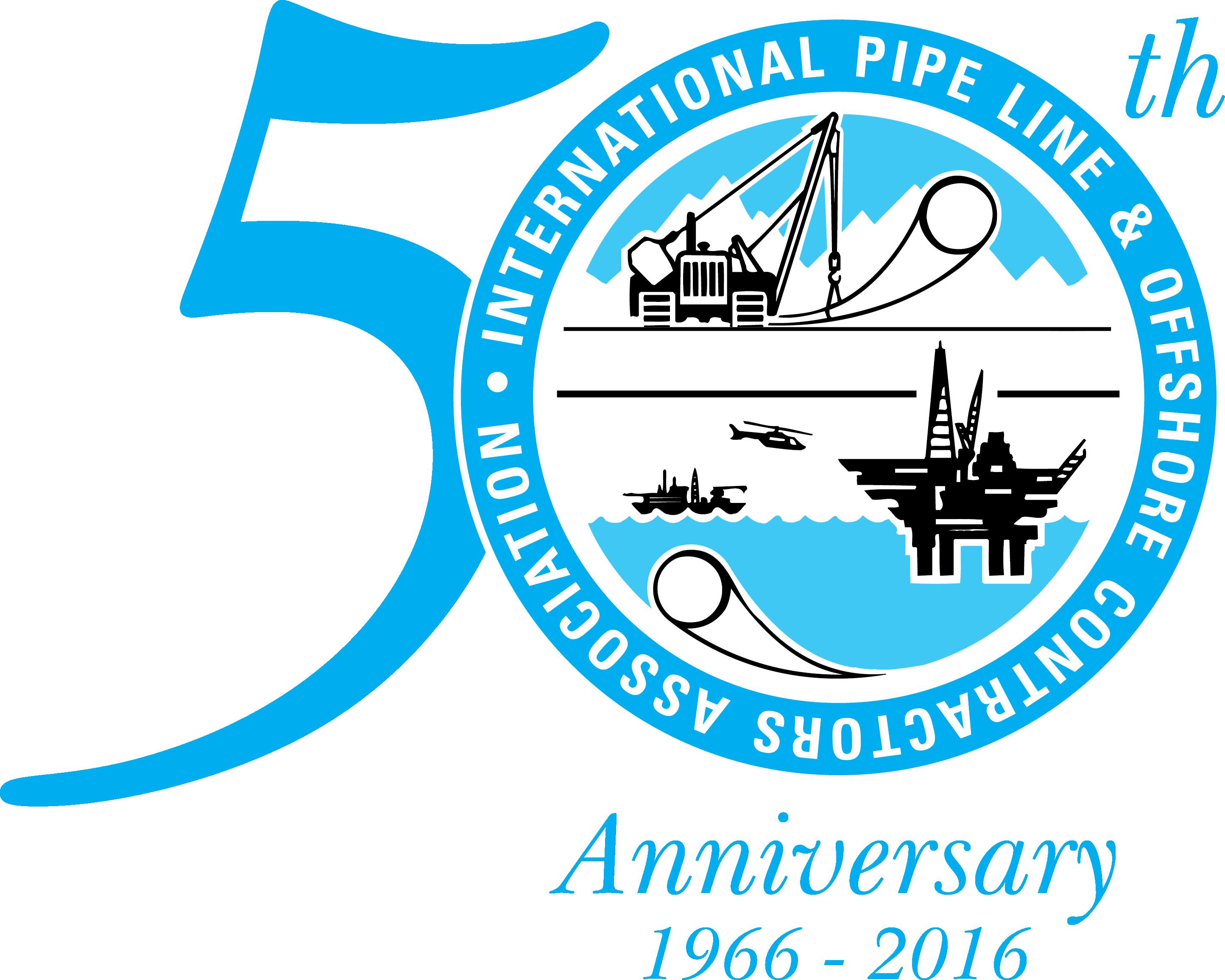 IPLOCA 50th Anniversary Logo final outline transparent