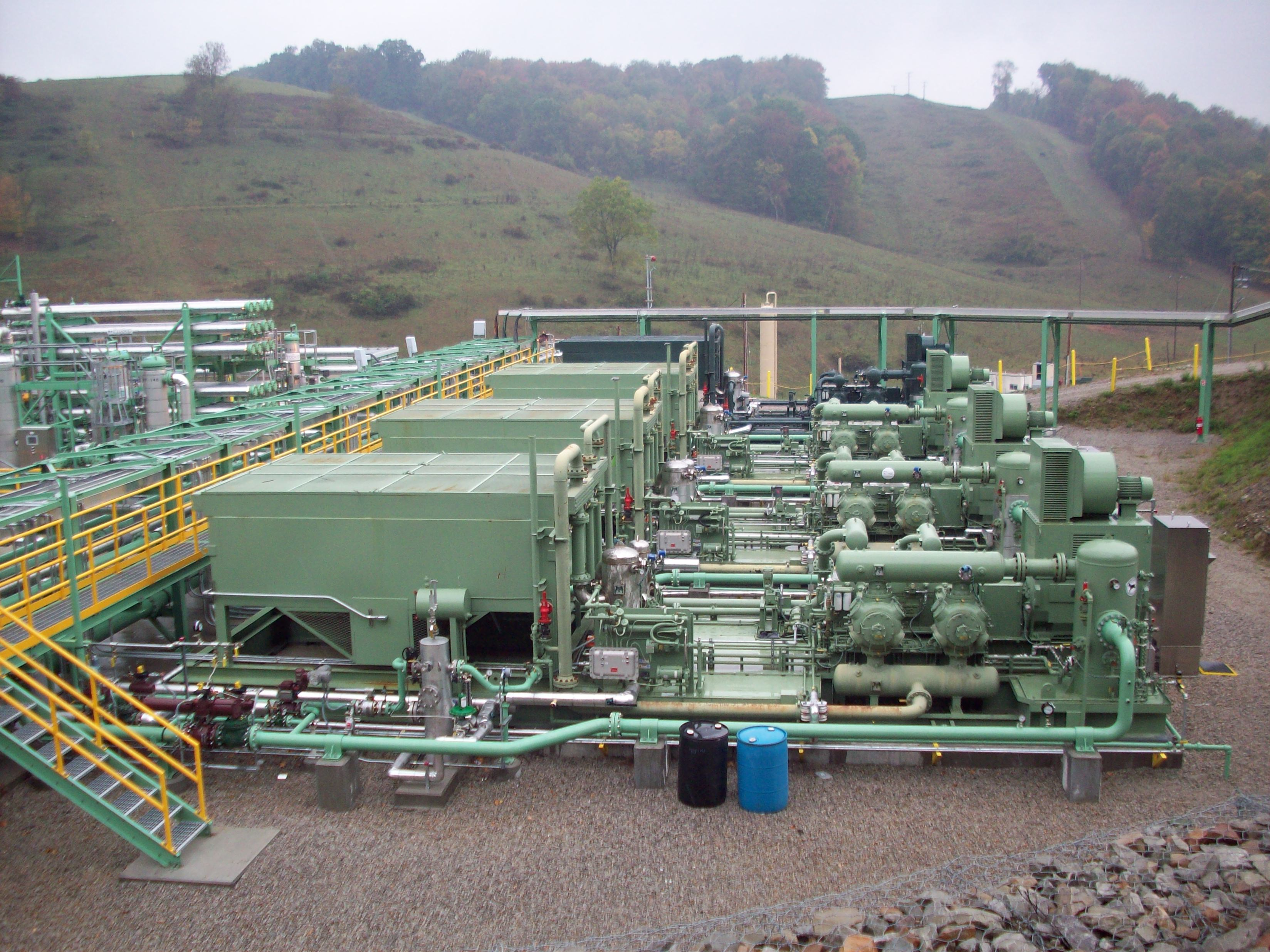 Large, electric motor-driven reciprocating compressors are increasingly prevalent in upstream and midstream applications where ambient air standards restrict the use of combustion engine driven equipment.