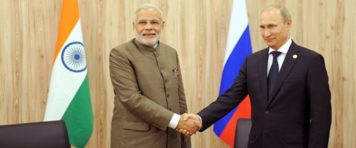 India and Russia to discuss building world's most expensive pipeline construction project