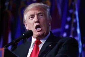 President-elect Donald Trump.   AP photo