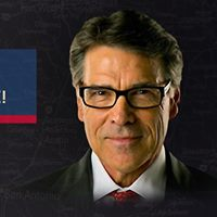 Photo courtesy of Rick Perry's Facebook page.