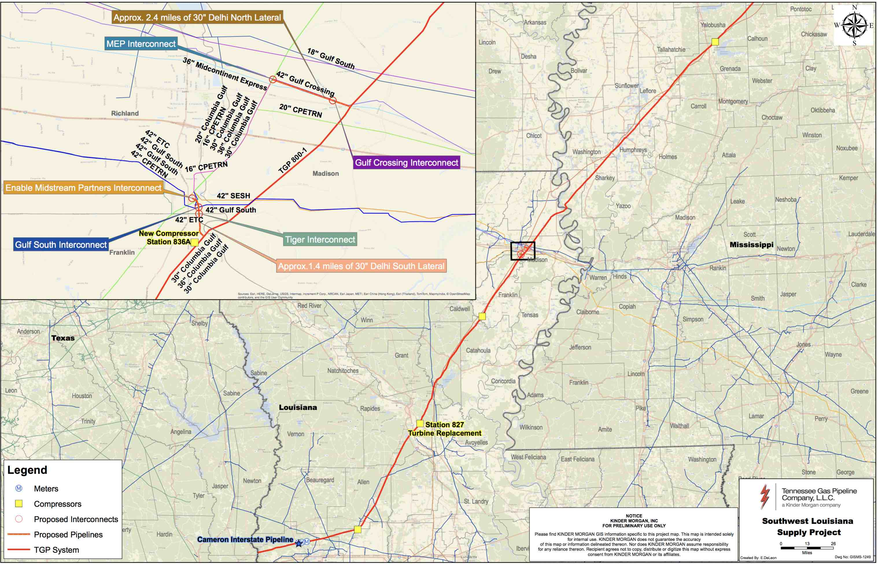 Southwest Louisiana Supply Project