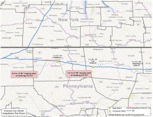 Susquehanna West Project
